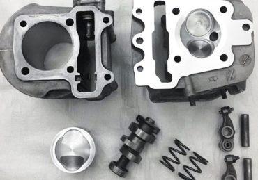 Cara Bore-up Motor Matik Honda BeAT 130 cc untuk Kebutuhan Harian agar Makin Kencang dan Nyaman