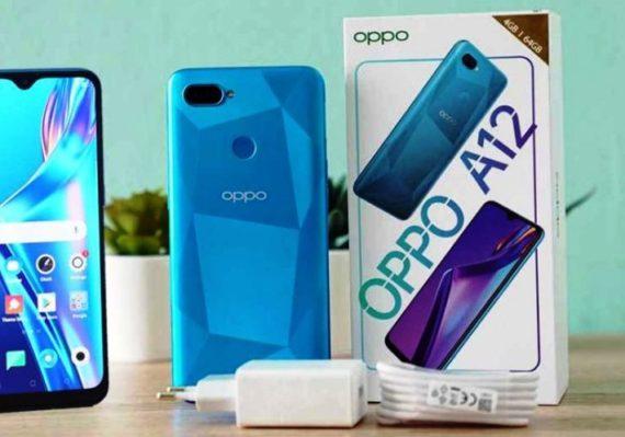 Harga OPPO A12 Terbaru Spesifikasi Kamera 13MP Prosesor Mediatek Helio P35