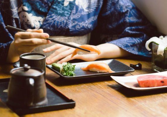 Kebiasaan Makan yang Membuat Wanita Jepang tetap Langsing