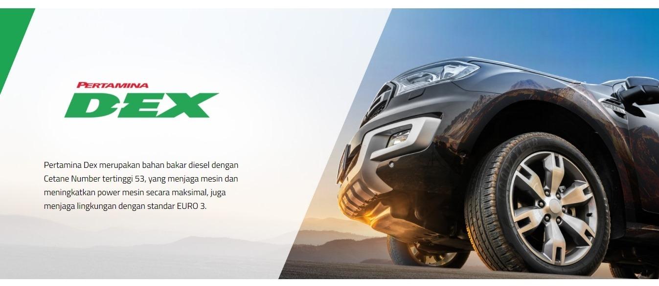 4 Keunggulan Pertamina Dex untuk Kendaraan Mesin Diesel