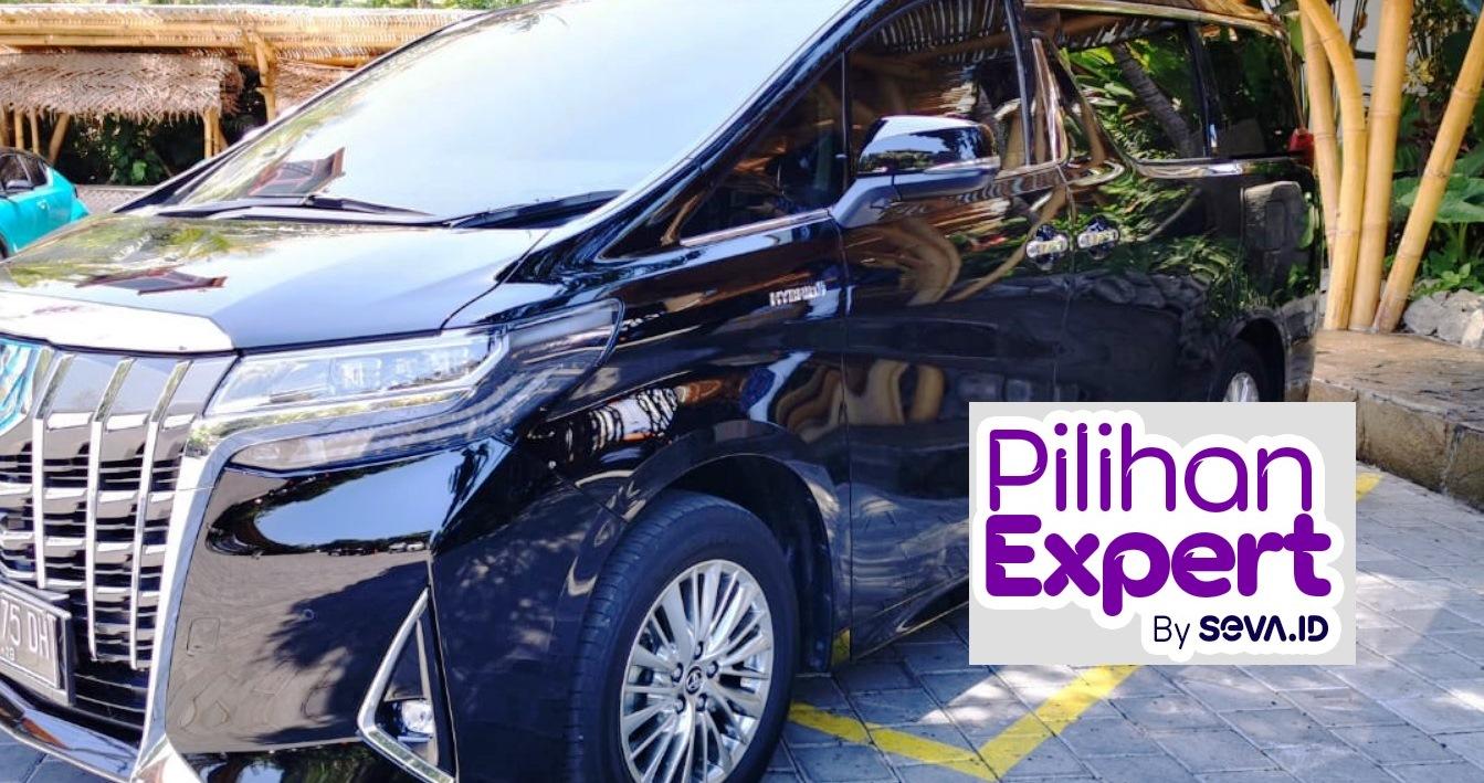 Beli Mobil Bekas Toyota Alphard di Seva.id, Aman dan Terpercaya